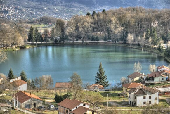 Lake Sirino