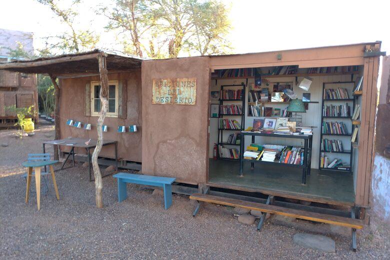 Librería del Desierto