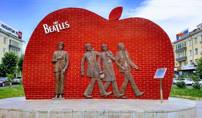 Beatles Monument