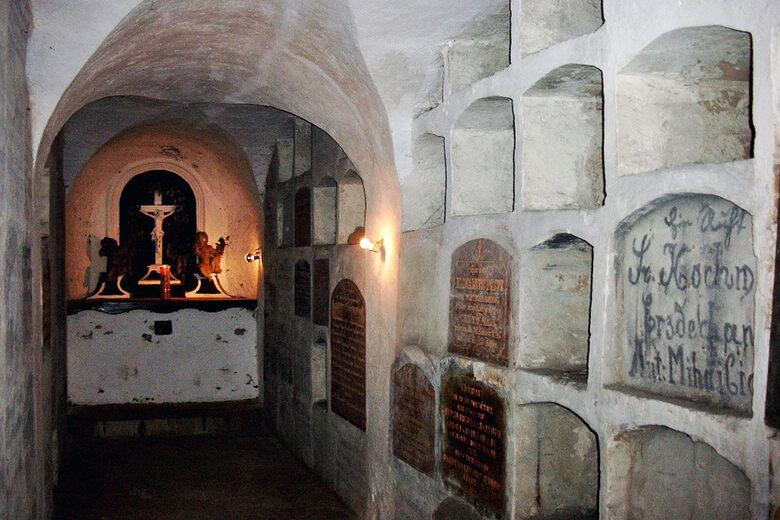 'Catacombs' of Petrovaradin Fortress