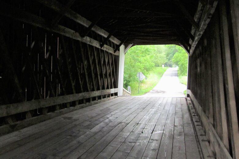 Van Sant Crybaby Bridge – New Hope, Pennsylvania - Atlas Obscura