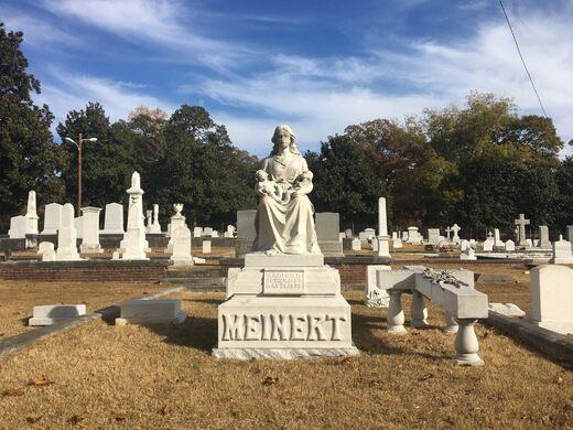 St  James Episcopal Cemetery – Marietta, Georgia - Atlas Obscura