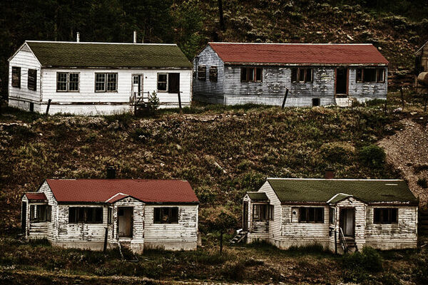 Five Ghost Towns Abandoned after Disasters - Atlas Obscura