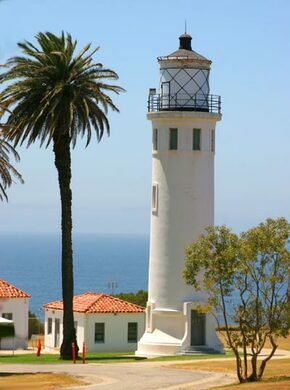 Image result for Haunted lighthouse Palos Verdes