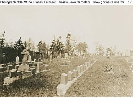 Fairview Lawn Cemetery – Halifax, Nova Scotia - Atlas Obscura