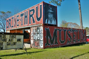 55 Cool and Unusual Things to Do in Alabama - Atlas Obscura