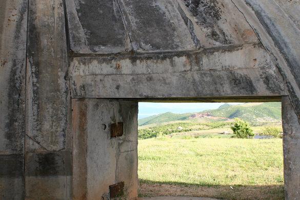 Bunkers of Albania – Elbasan County, Albania - Atlas Obscura