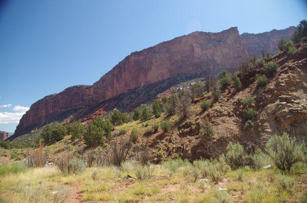 Sewemup Mesa in Gateway, Colorado