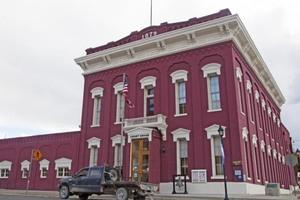 Eureka County Courthouse