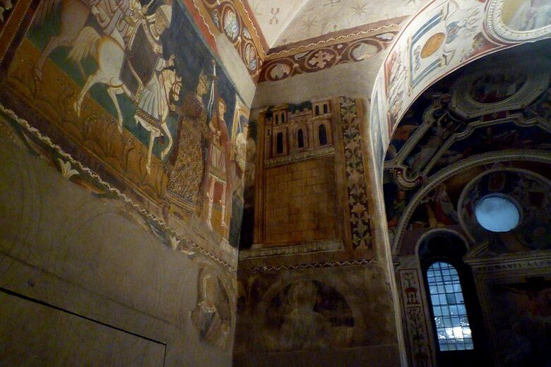 Basilica of Santi Quattro Coronati