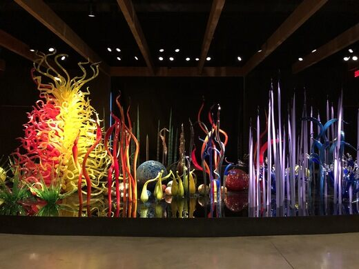 Chihuly Collection St Petersburg Florida Atlas Obscura