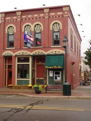 The Corner Bar And Hot Dog Hall Of Fame Rockford Michigan