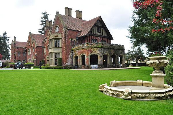 Thornewood Castle – Tacoma, Washington - Atlas Obscura