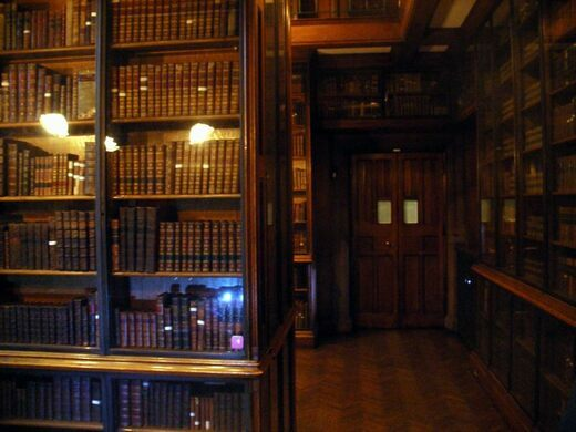 John Rylands Library Manchester England Atlas Obscura