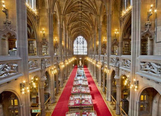 Resultado de imagem para john rylands library manchester