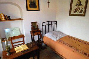 Birthplace of Padre Pio.