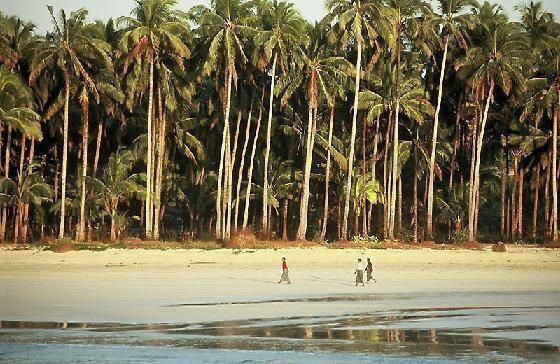 Ramree Island Beaches
