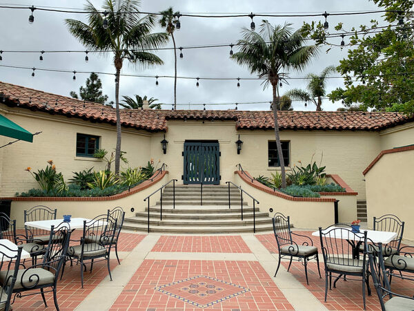 Catalina Country Club in Avalon, California