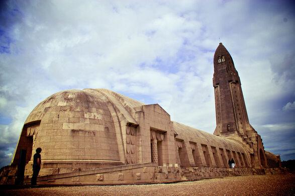 Douaumont Ossuary – Fleury-devant-Douaumont, France - Atlas