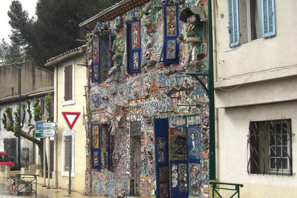 Little World Of Marcel Pagnol Aubagne France Atlas Obscura