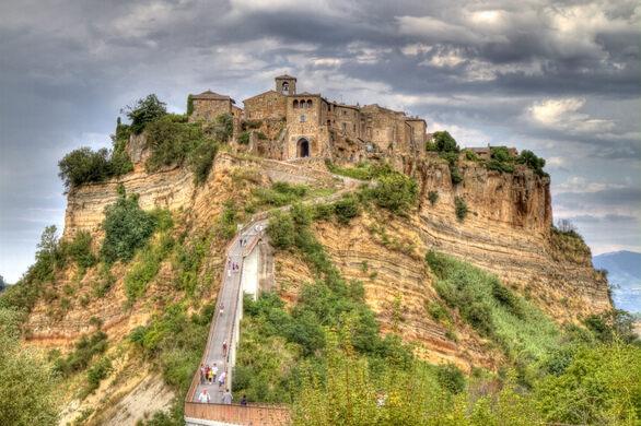 Civita di Bagnoregio – Civita, Italy - Atlas Obscura