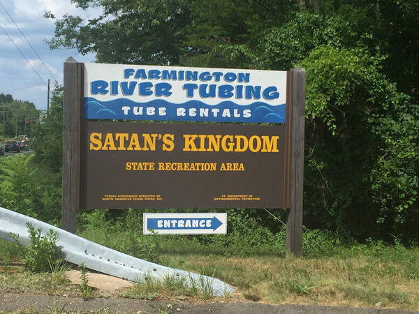 Satan's Kingdom State Recreation Area – New Hartford, Connecticut - Atlas Obscura