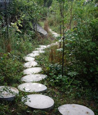 The Vortex Garden