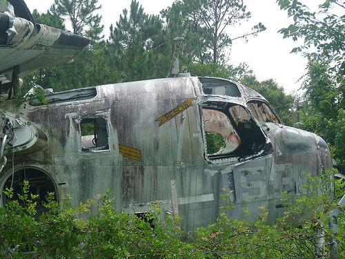 St  Augustine Airplane Graveyard – St  Augustine, Florida