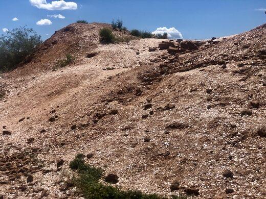 Glitter Mountain – Littlefield, Arizona - Atlas Obscura
