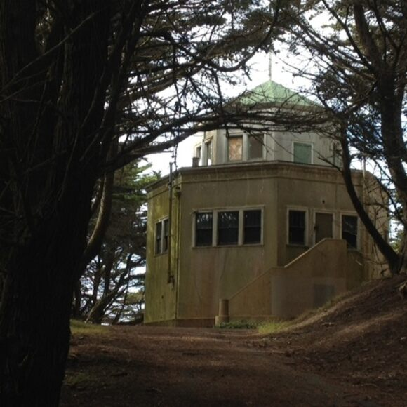 Land's End Octagon House