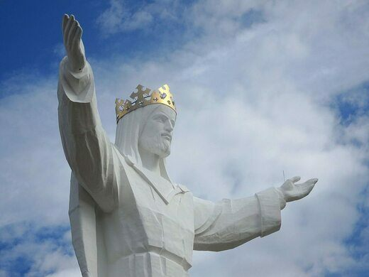 Internet Antennas of Christ the King