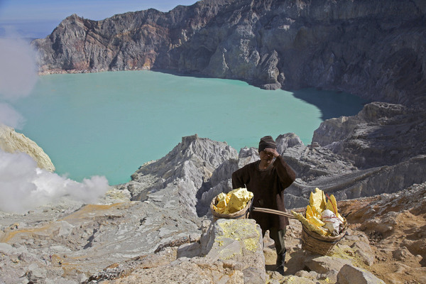Kawah Ijen Banyuputih Indonesia Atlas Obscura