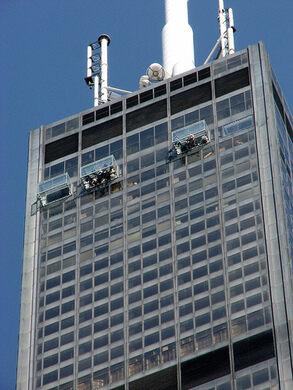 Willis Tower Glass Platform Chicago Illinois Atlas Obscura