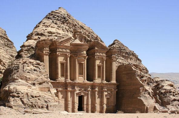 Petra – Jordan - Atlas Obscura