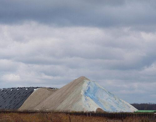 Detroit Salt Mine – Detroit, Michigan - Atlas Obscura on