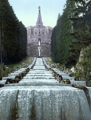 Image result for bergpark wilhelmshöhe