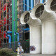 Exterior of Centre Pompidou