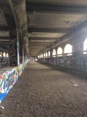Rochester Abandoned Subway