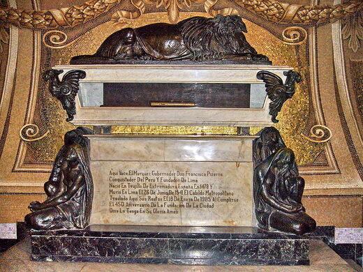 Pizarro's Tomb