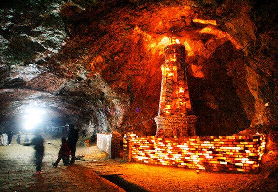 Khewra Salt Mines – Khewra, Pakistan - Atlas Obscura