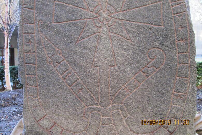 Edinburgh's Swedish Runestone