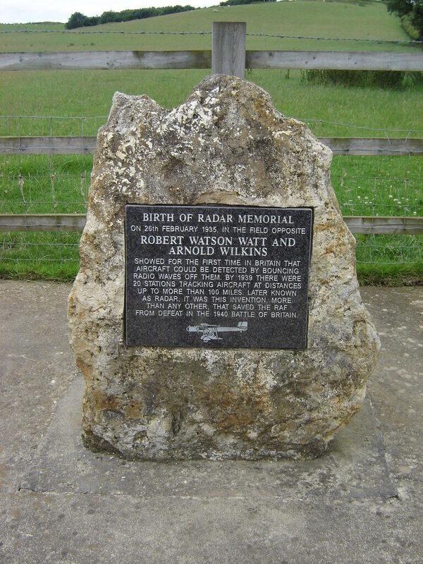Birth of Radar Memorial