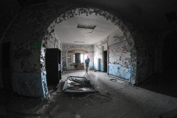 Abandoned Dejarnette Sanitarium Staunton Virginia