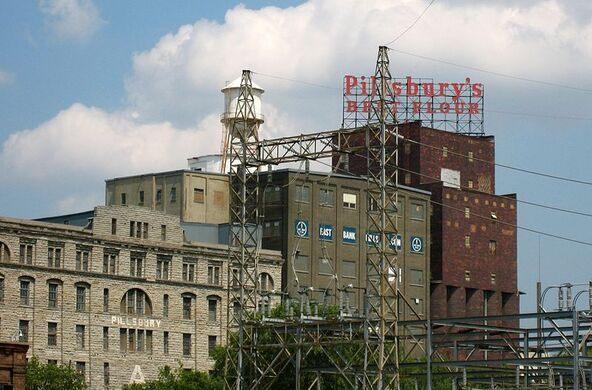 Pillsbury A-Mill – Minneapolis, Minnesota - Atlas Obscura