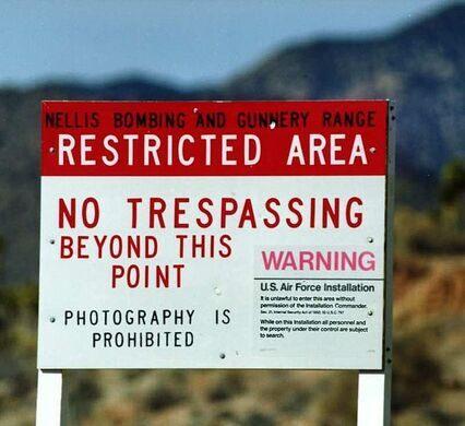 Area 51 – Groom Lake, Nevada - Atlas Obscura