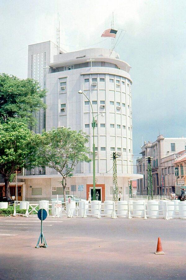 The Former U.S. Emby to South Vietnam – Ho Chi Minh City ... on