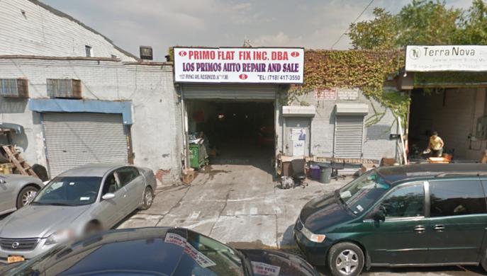 Auto Repair Shop Near Me >> Primo Autobody Repair – Queens, New York - Atlas Obscura