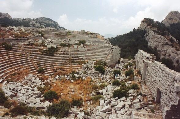 Termessos – Bayatbademleri Köyü, Turkey - Atlas Obscura