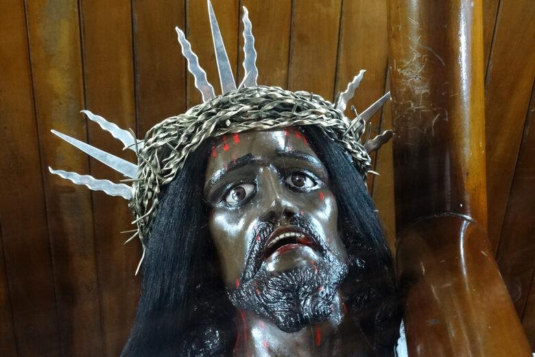 Black Christ of Portobelo – Portobelo, Panama - Atlas Obscura