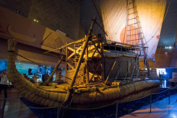 Kon-Tiki Museum – Oslo, Norway - Atlas Obscura